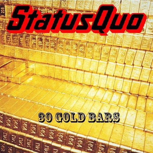 Status Quo альбом 30 Gold Bars