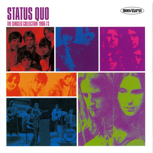 Status Quo альбом Singles Collection 66-73