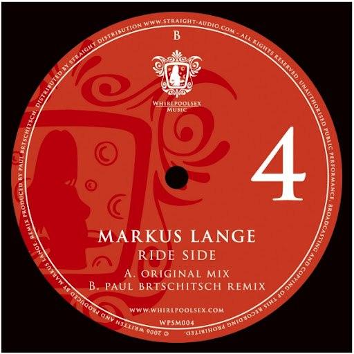 Markus Lange альбом Ride Side