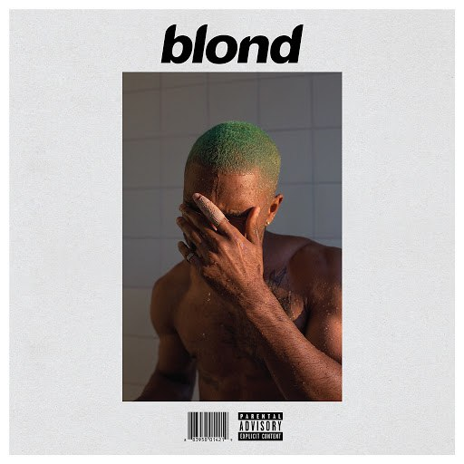 Frank Ocean альбом Blonde