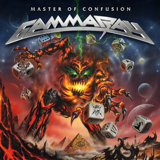 Gamma Ray альбом Master Of Confusion