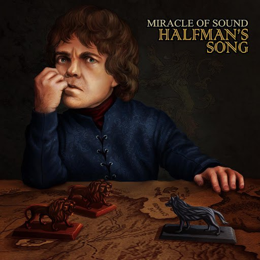 Miracle of Sound альбом Halfman's Song