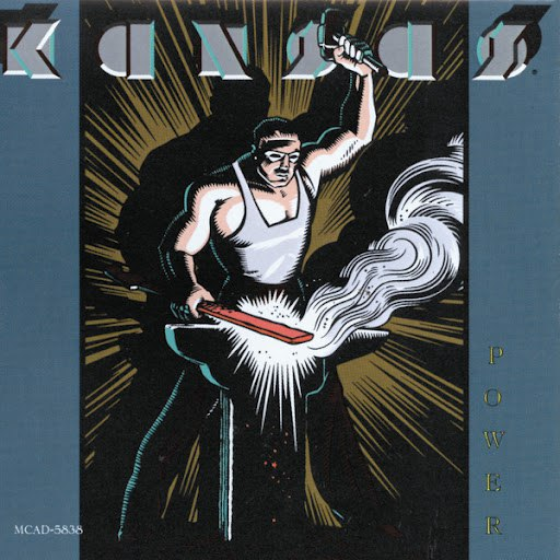 Kansas альбом Power