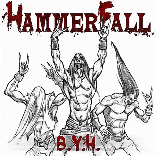 HammerFall альбом B.Y.H.