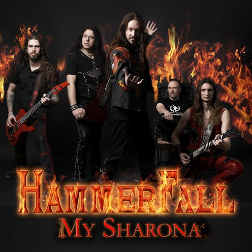 HammerFall альбом My Sharona