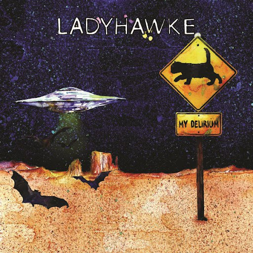 ladyhawke альбом My Delirium (Radio Edit)