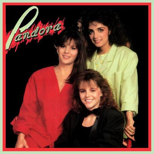 Pandora альбом Pandora