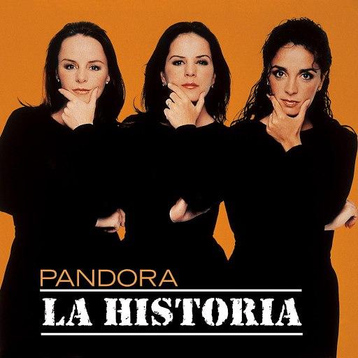 Pandora альбом La Historia