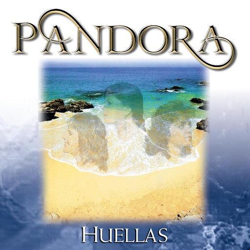 Pandora альбом Huellas