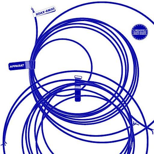 Apparat альбом Koax (Remixes)