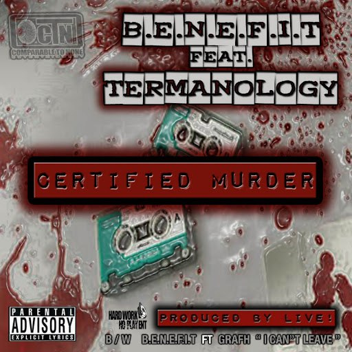 Benefit альбом Certified Murder / I Can't Leave