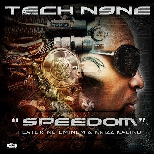 Tech N9ne альбом Speedom