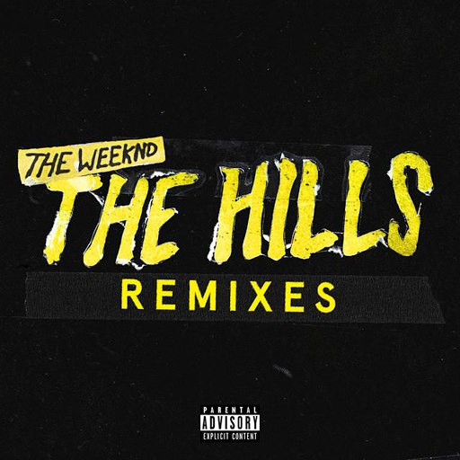The Weeknd альбом The Hills (Daniel Ennis Remix)