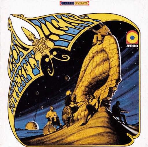 Iron Butterfly альбом Heavy