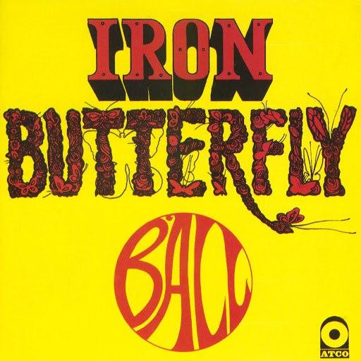 Iron Butterfly альбом Ball