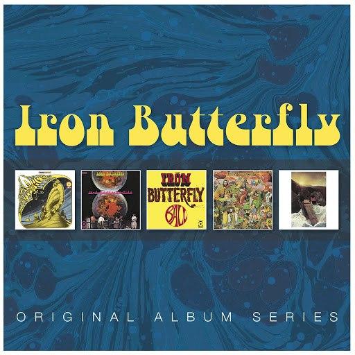 Iron Butterfly альбом Original Album Series