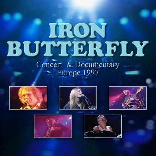 Iron Butterfly альбом European Tour 1997