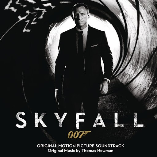 Thomas Newman альбом Skyfall (Original Soundtrack)