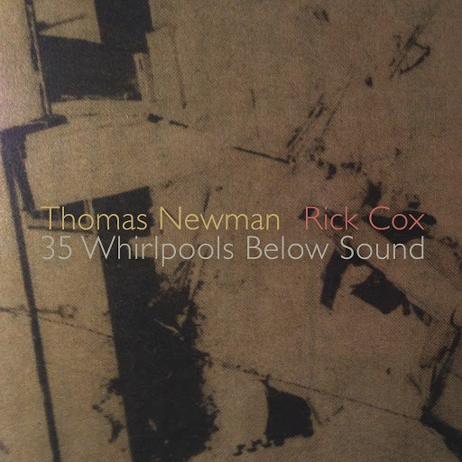 Thomas Newman альбом 35 Whirlpools Below Sound