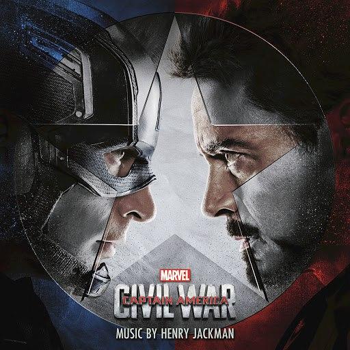 Henry Jackman альбом Captain America: Civil War (Original Motion Picture Soundtrack)