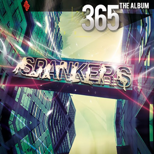 Spankers альбом 365 (Deluxe Edition)