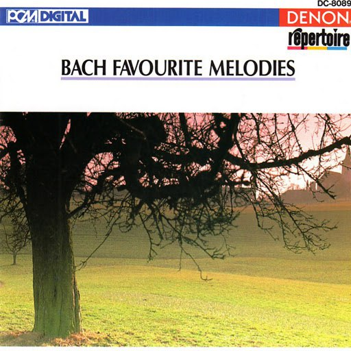 Johann Sebastian Bach альбом Bach Favourite Melodies