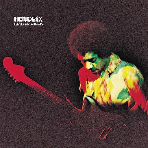 Jimi Hendrix альбом Band Of Gypsys
