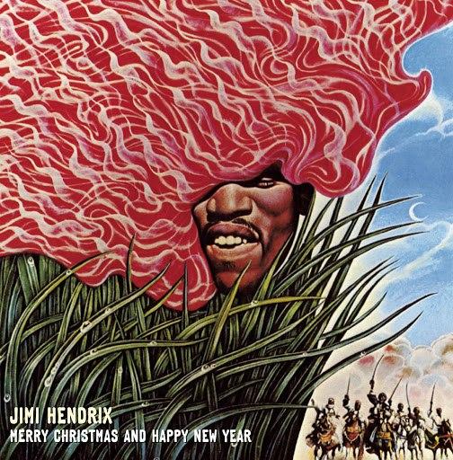 Jimi Hendrix альбом Merry Christmas And Happy New Year