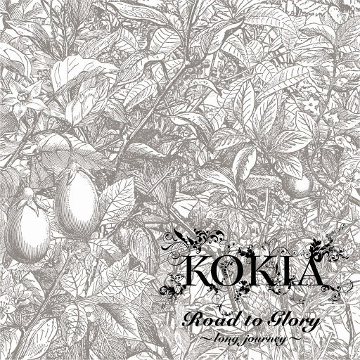 KOKIA альбом Road to Glory -long journey-