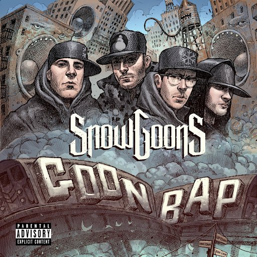 Snowgoons альбом Goon Bap