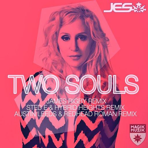 Jes альбом Two Souls (Remixes)