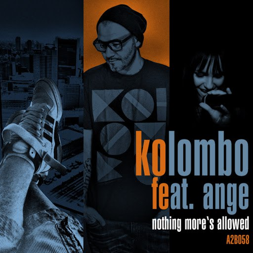 Kolombo альбом Nothing More's Allowed