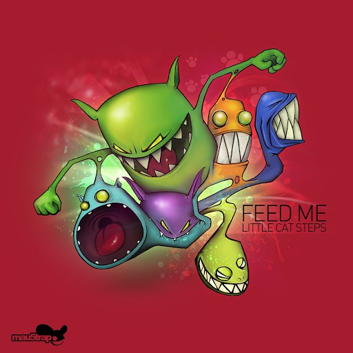 Feed Me альбом Little Cat Steps