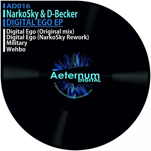 Narkosky альбом Digital Ego EP