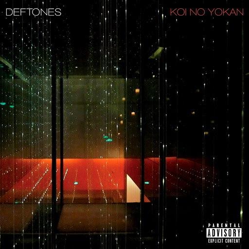 Deftones альбом Koi No Yokan