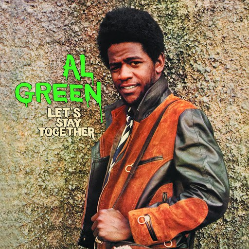 Al Green альбом Let's Stay Together