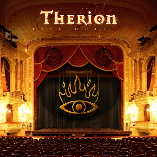 THERION альбом Live Gothic