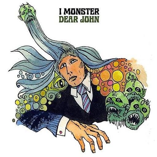 I Monster альбом Dear John EP