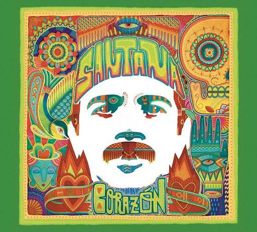 Santana альбом Corazón