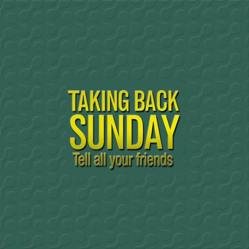 Taking Back Sunday альбом Tell All Your Friends