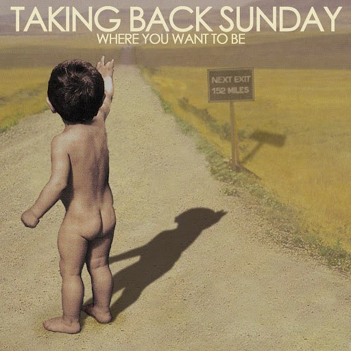 Taking Back Sunday альбом Where You Want To Be