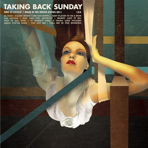 Taking Back Sunday альбом Taking Back Sunday