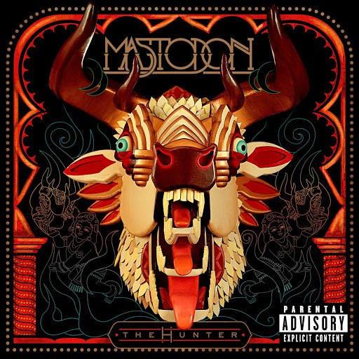 Mastodon альбом The Hunter (Deluxe Version)