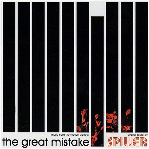 Spiller альбом The Great Mistake (Music from the Motion Picture)