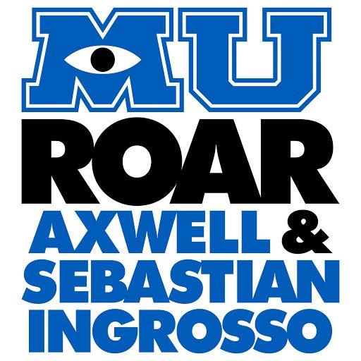 "Axwell альбом Roar (from ""Monsters University"")"