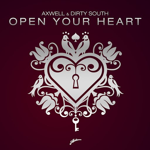 Axwell альбом Open Your Heart