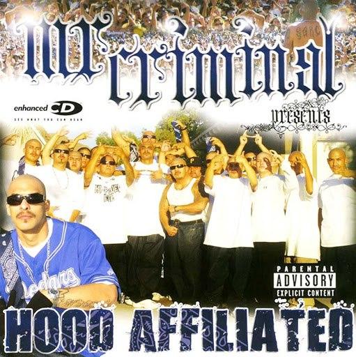 Mr. Criminal альбом Hood Affiliated