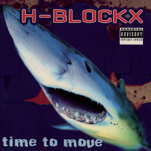 H-Blockx альбом Time To Move