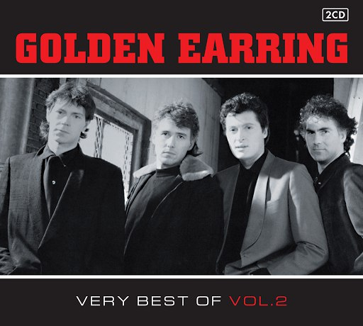 Golden Earring альбом Very Best Of Vol. 2 - Part Two