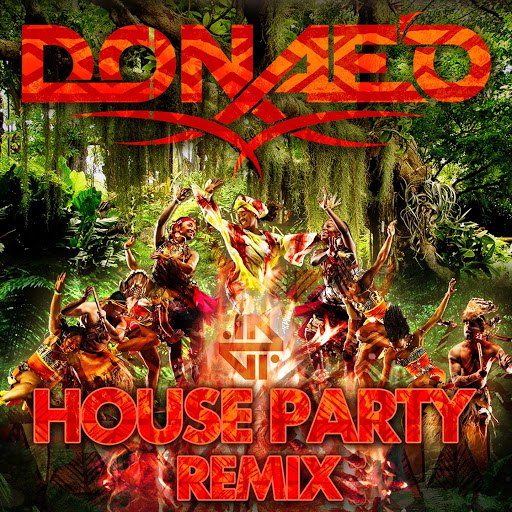 Donae'o альбом House Party Remixes